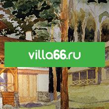 Концепт сайта Villa66